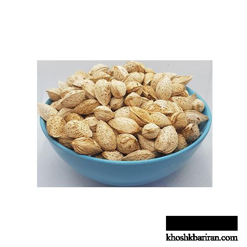 بادام کاغذی ایرانی خام