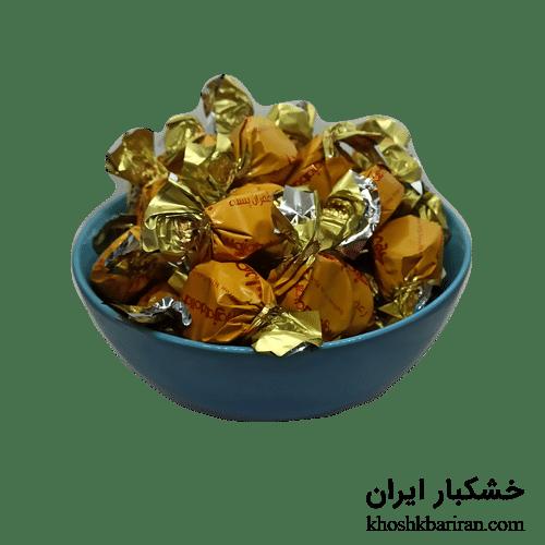 پشمک زعفرانی حاج عبدالله