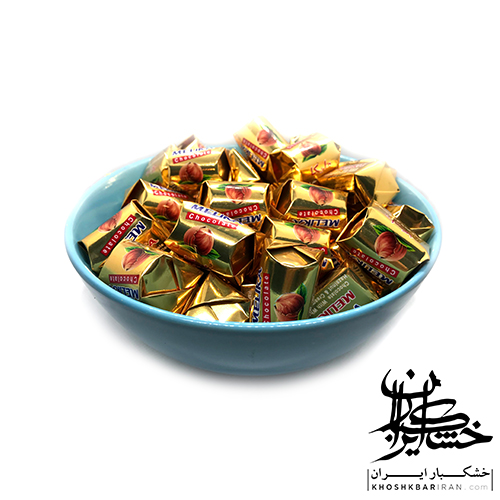 شکلات ملیکا طلایی
