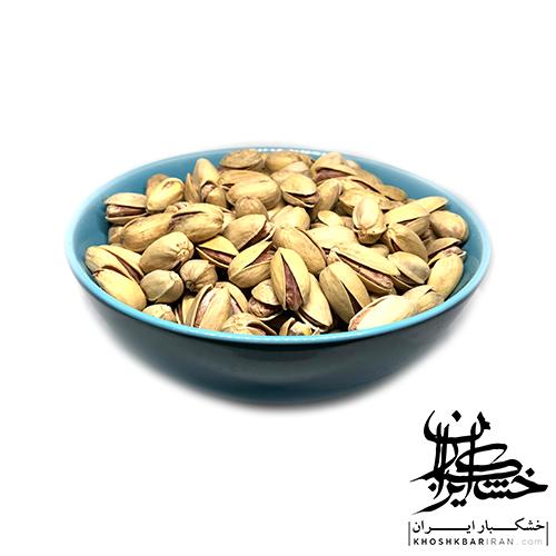 پسته احمدی آقایی شور (نمک دریایی)